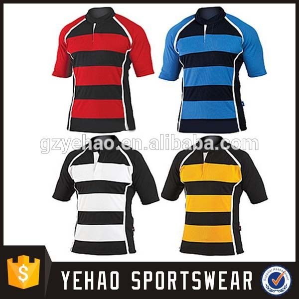 rugby jersey designer clothing manufacturers in China