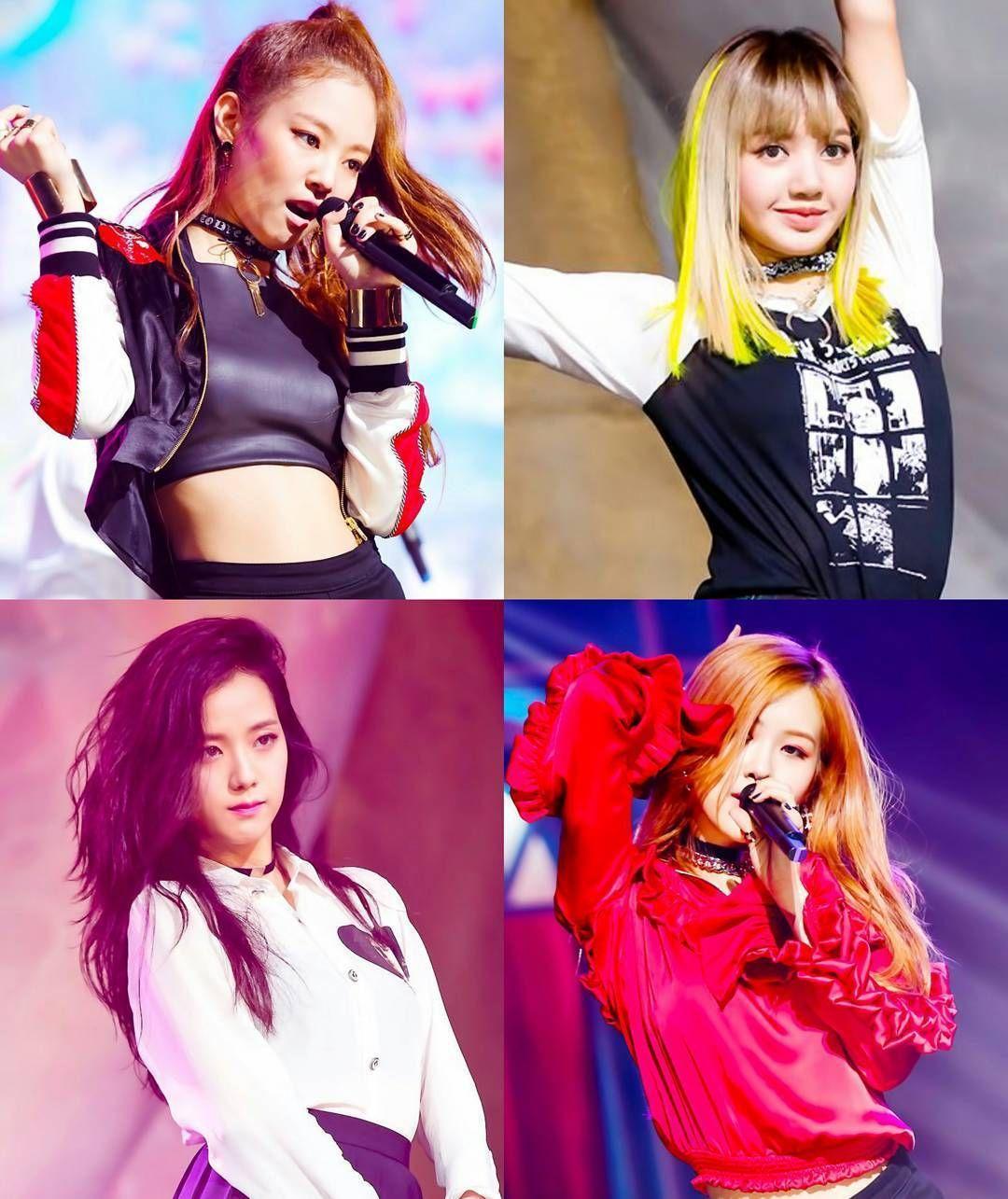 10 Reasons Why Blackpink Is Best Kpop Group Blackpink South Korean Girls Girl Crushes