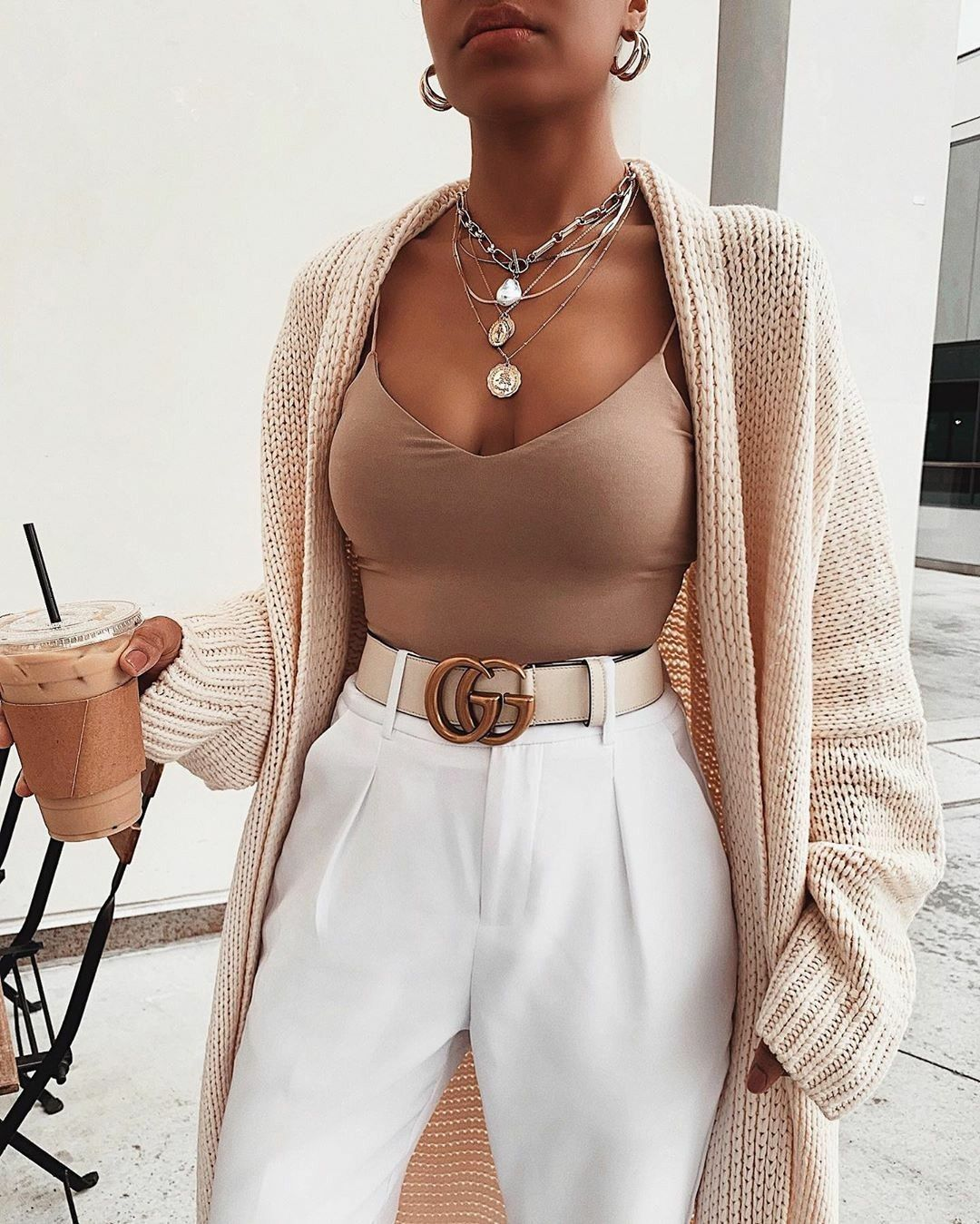 New Cute Outfits and Cool Fashion Look Ideas Of Popular Wear #outfitgoals