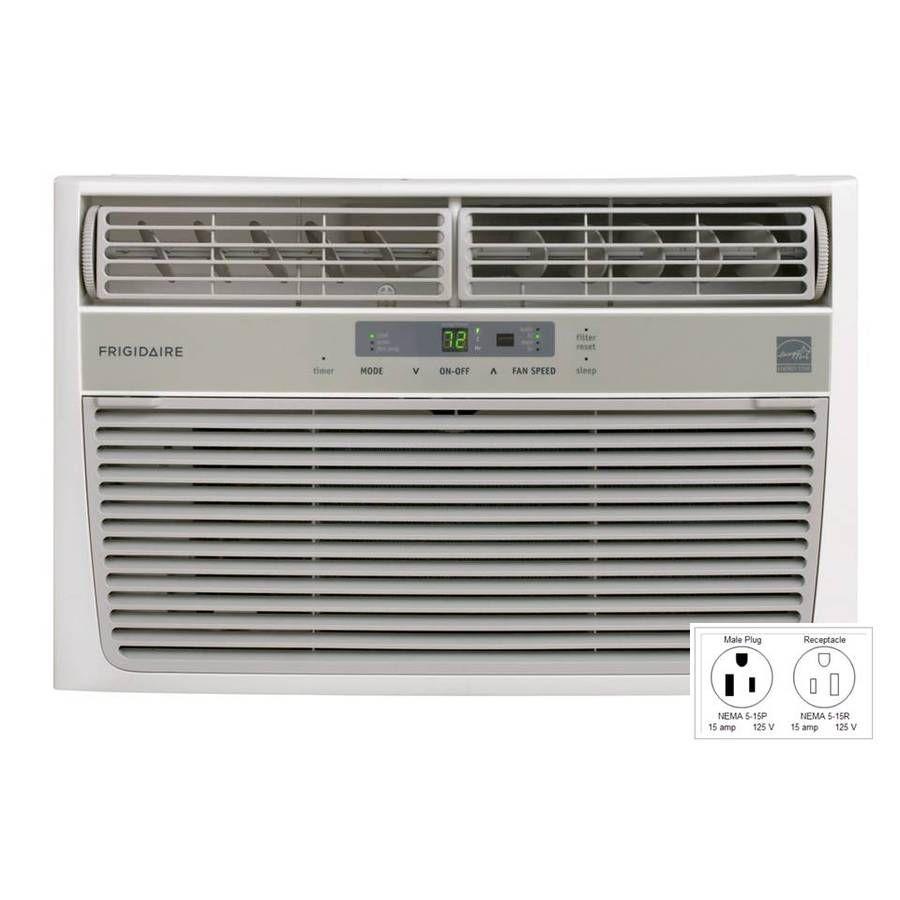 Shop Frigidaire 8 000 Btu 350 Sq Ft 115 Volts Window Air Conditioner At Lowes Com 189 00 Window Air Conditioner Room Air Conditioner Maine House