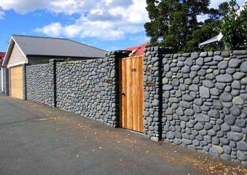 82 Gambar Pagar Rumah Batu Alam Terbaru