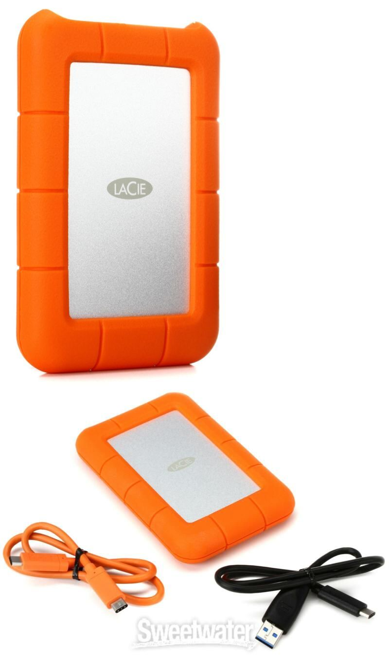 Other Drives Storage And Media 167 Lacie Rugged Usb C 2tb Portable Hard Drive Buy It Now Portable Hard Drives Drive Storage Portable External Hard Drive