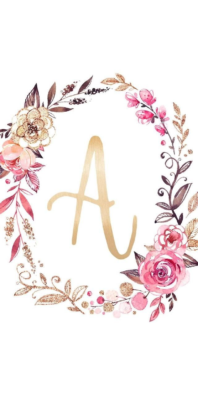 letter a wallpapers free download letter a monogram wallpaper by lovelyopsmom 5f 22599 | b07b79920d835cbf1561f2acc7757e76