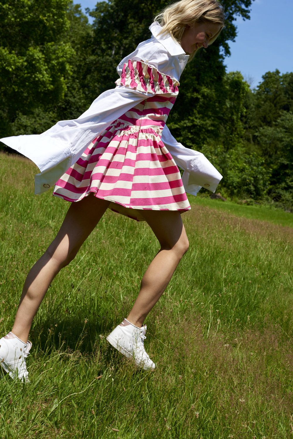 shop all collections - collection III - pink striped ...