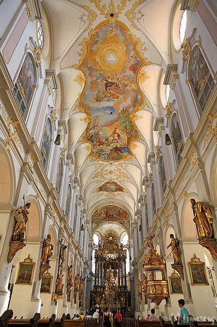 Peterskirche Munich Germany Travel Munich Germany