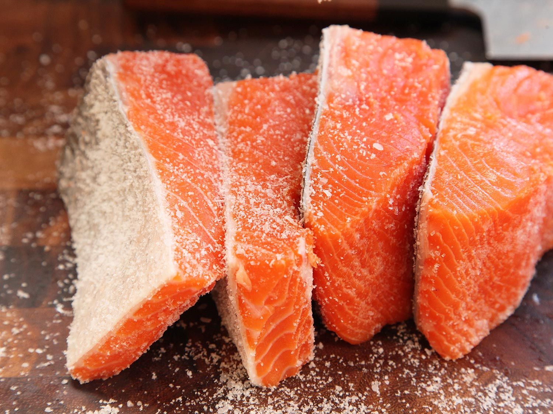 How To Cook Sous Vide Salmon Food Sous Vide Salmon Recipes Sous Vide Salmon