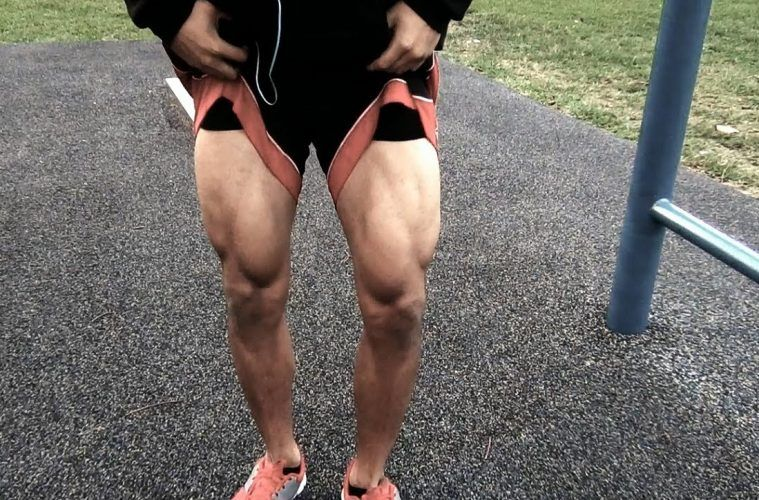 How To Develop Tree Trunk Legs With This Calisthenics Leg Workout