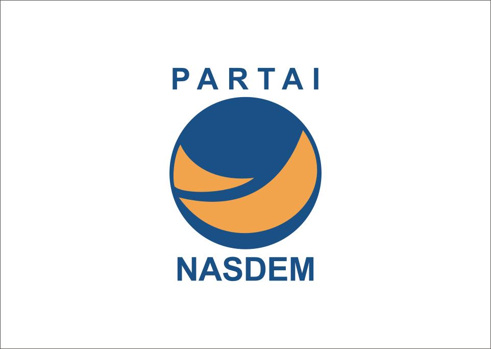 logo partai nasdem vector cdr vector and logo