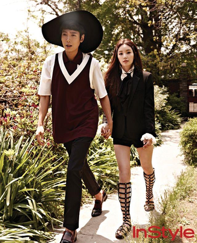#Kdrama #Korean #Series #Actor #JungKyungHo #NamGyuRi #actress #fashion #magazine