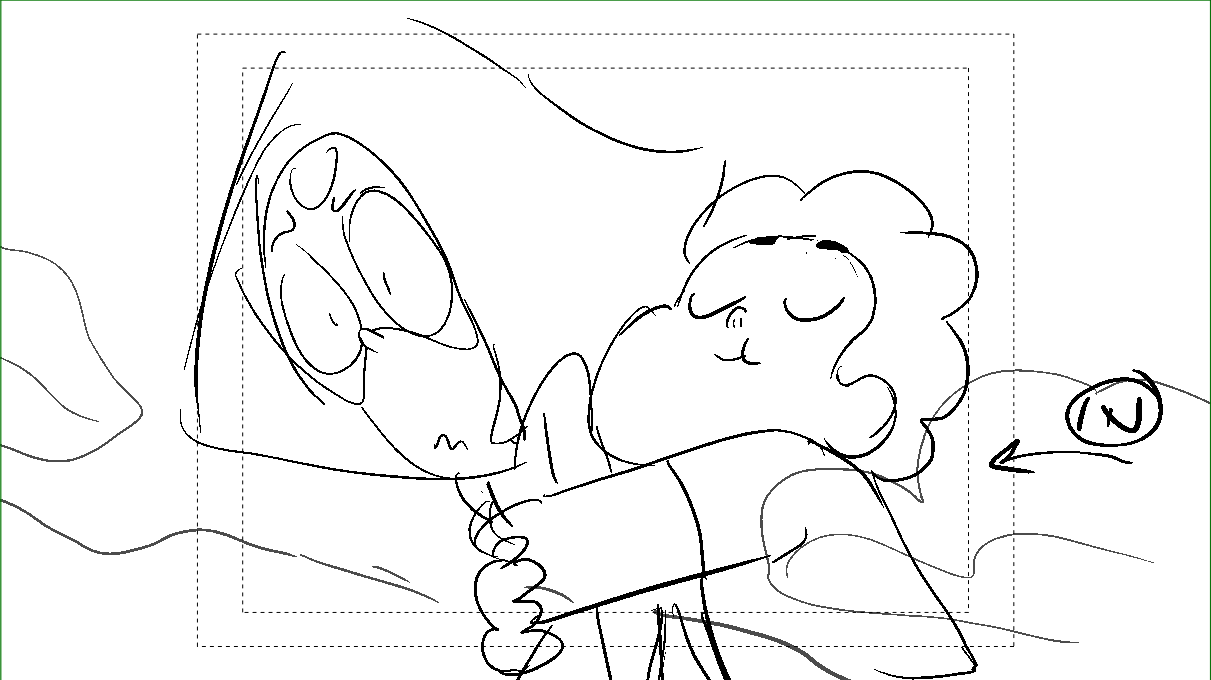 "Steven & Peridot -- from ""It Could've Been Great"" (JL)"