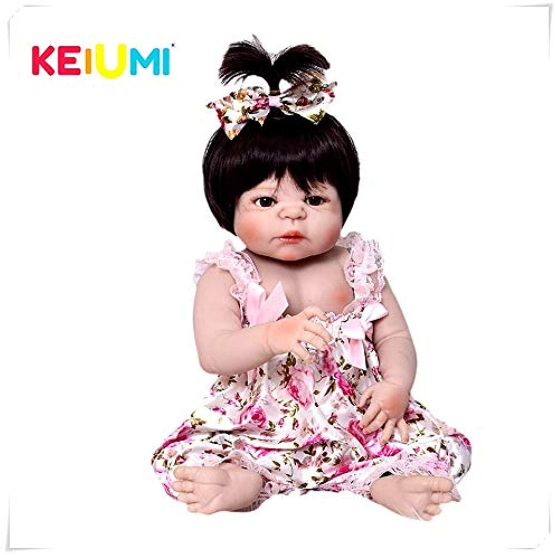 Himom Dolls Reborn Baby Dolls Realistic Girl Princess 23 Inch Baby