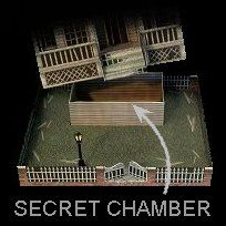 secret chamber ghost house