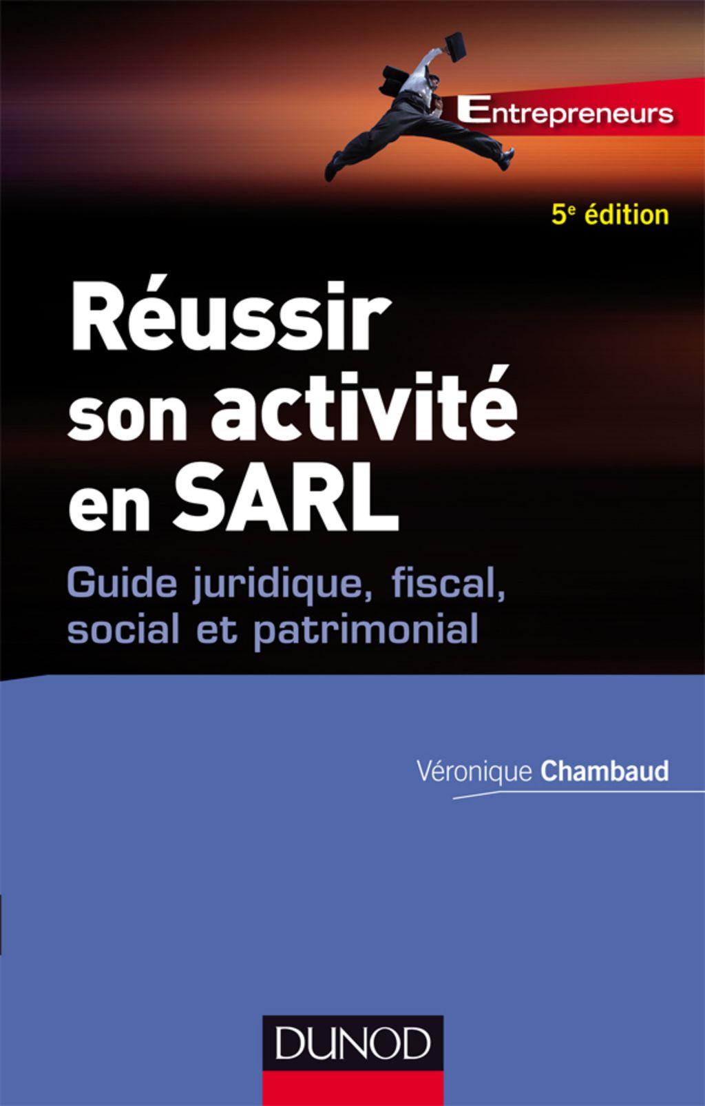 Réussir son activité en SARL 5e éd. (eBook) Books