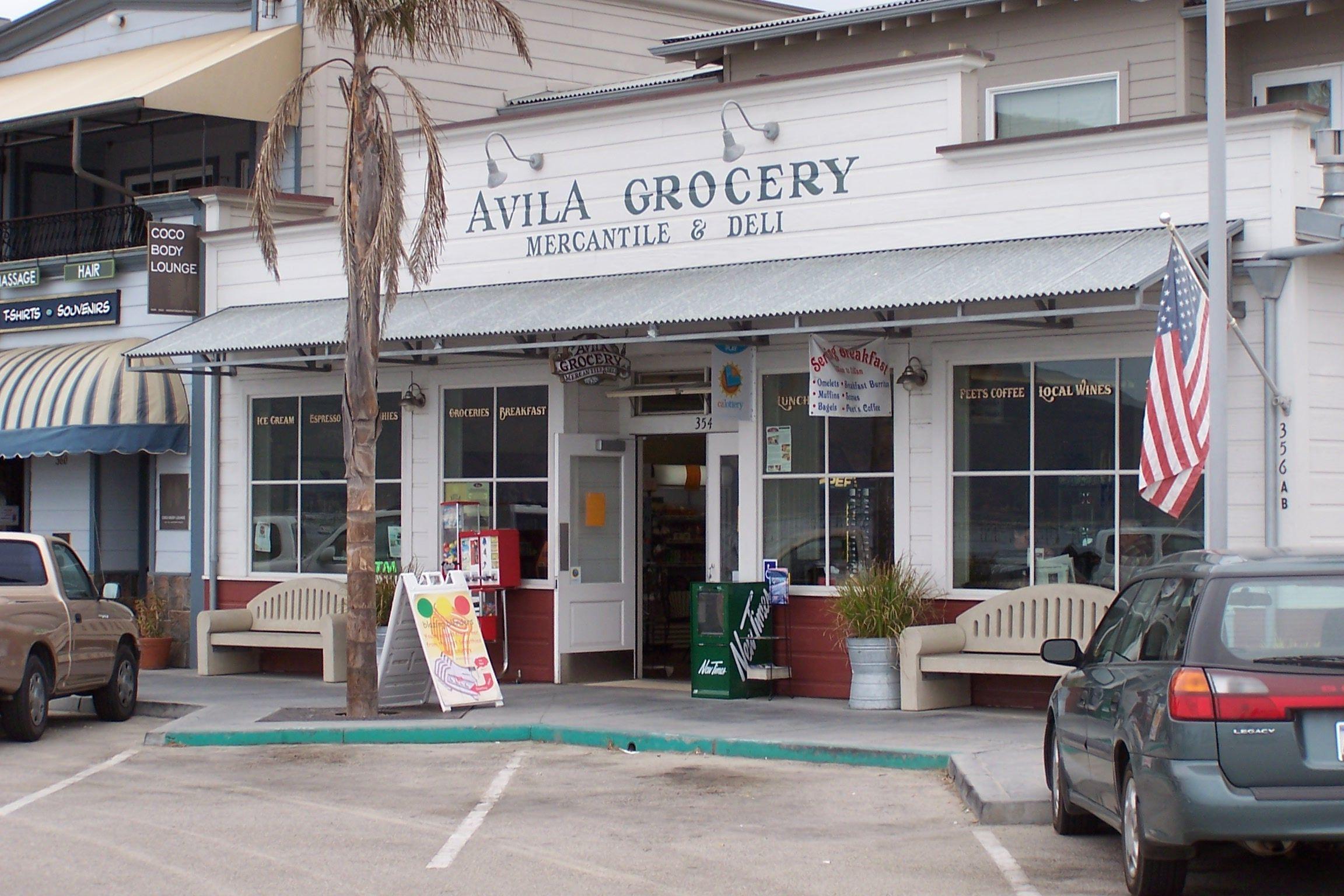 Avila Grocery In Beach Ca