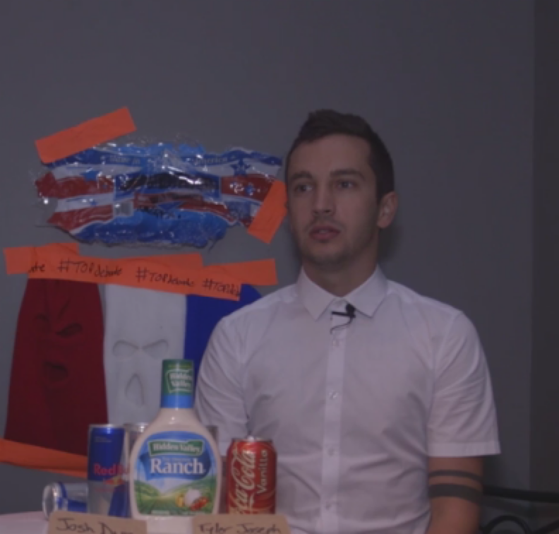 When you realize that you are actually Tyler Joseph