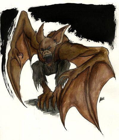 man-bat again