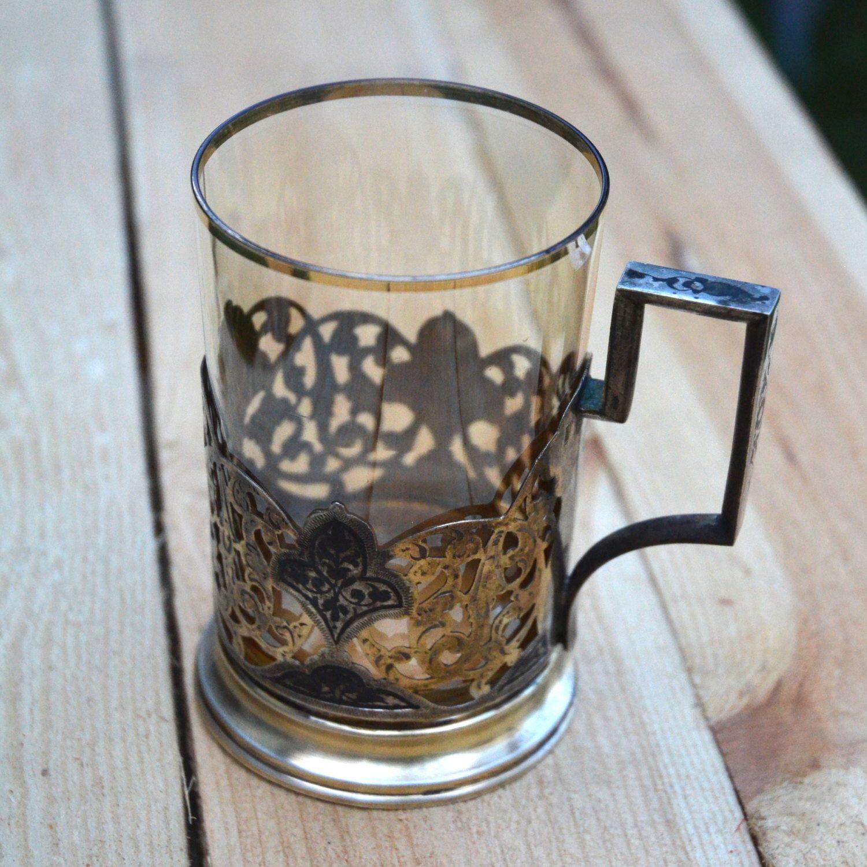 Silver tea glass holders Podstakannik 875 silver by ShopUkrop on Etsy https://www.etsy.com/listing/237863882/silver-tea-glass-holders-podstakannik