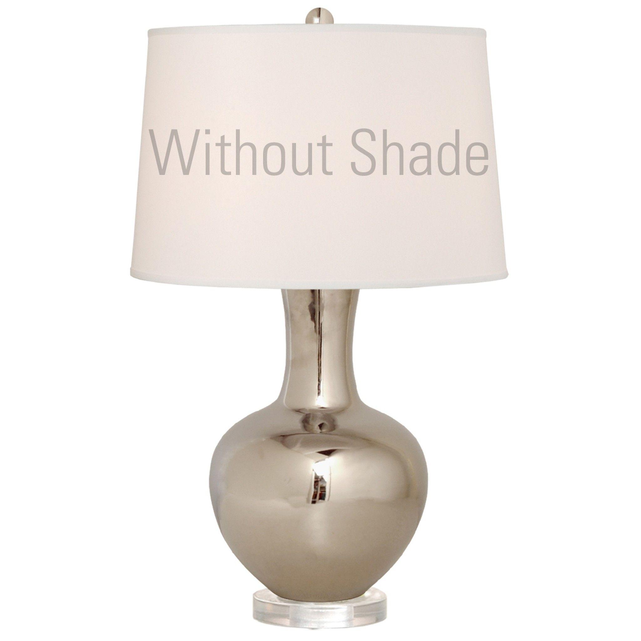 Clical Bulb Vase Lamp