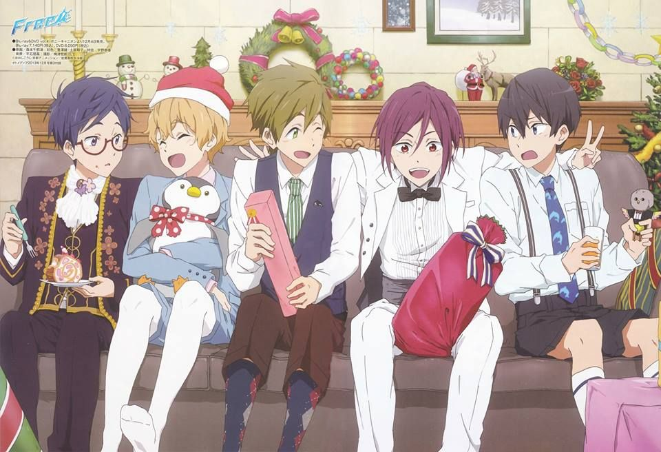 Free~  Merry X-mas!
