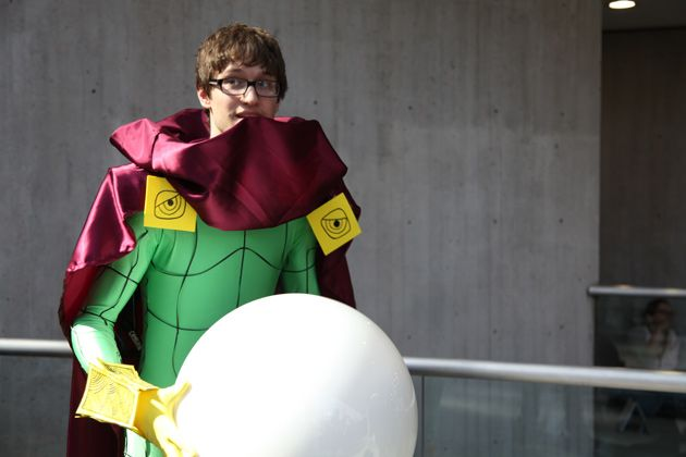 mysterio cosplay | Go Back > Gallery For > Mysterio Marvel Cosplay