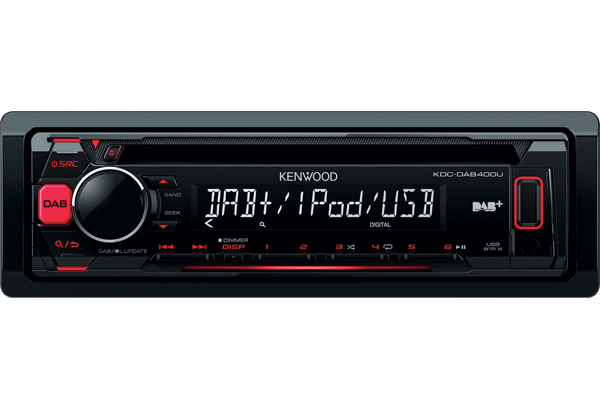 KENWOOD DNN6250DAB Multimedia Receiver Bluetooth Update