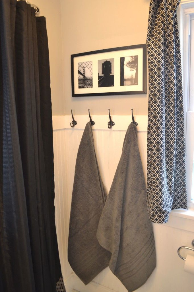 Tips To Create Your Own Bathroom Oasis Video Bathroom Towels - Black towels for small bathroom ideas