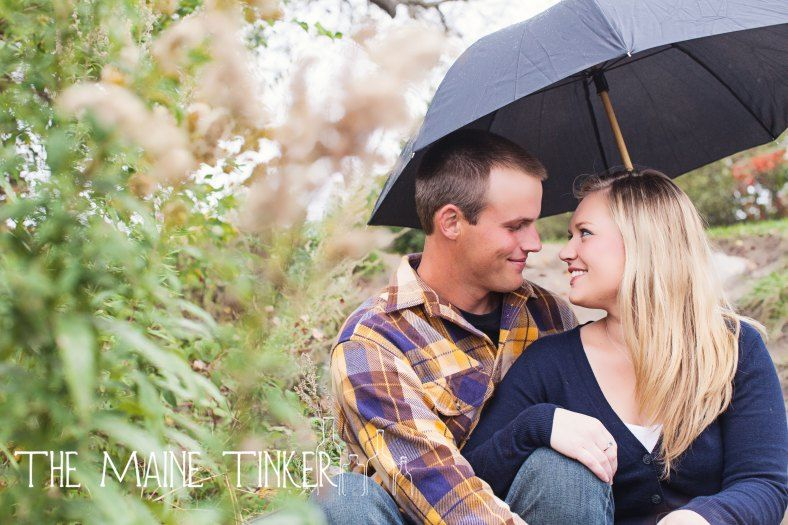 www.themainetinker.com, http://themainetinker.wordpress.com, https://www.facebook.com/TheMaineTinkerStudio, PORTLAND MAINE, EASTERN PROM ENGAGEMENT SESSION, RAINY ENGAGEMENT PICS, GRAY SKIES, MAINE!
