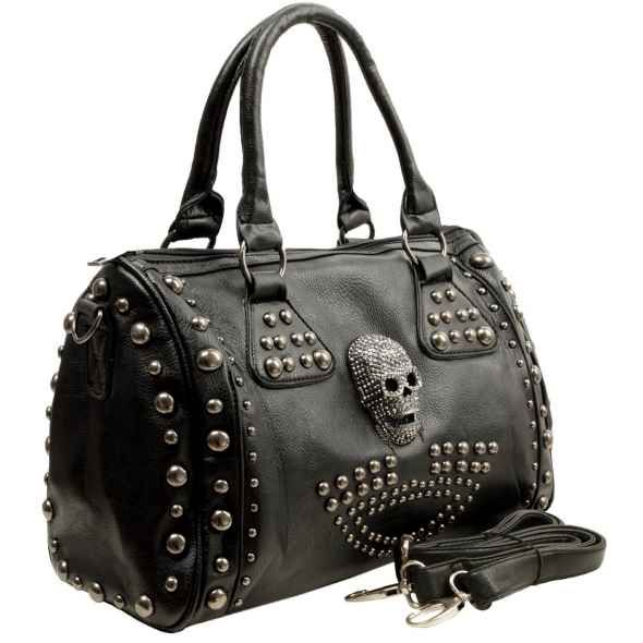 100 Diamante Crystal RIVET STUDS Rock Leather Bag Shoe PUNK Biker Fashion Goth