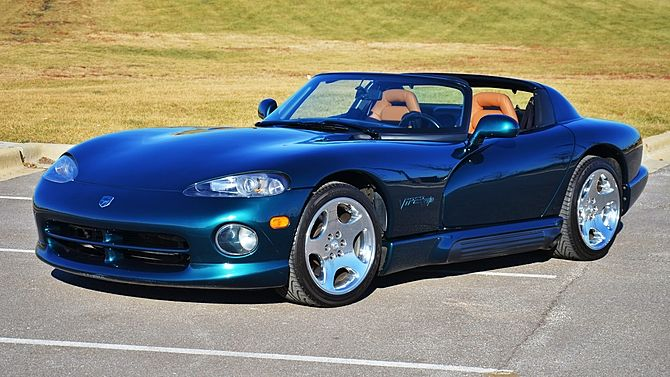 1995 Dodge Viper RT/10 | Mecum Auctions