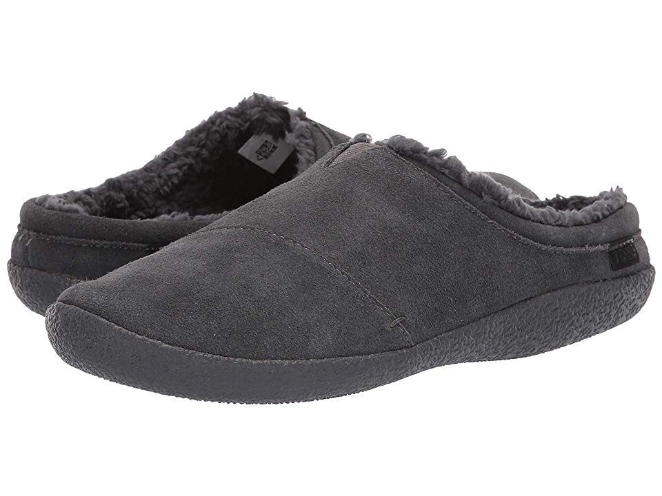 Toms Berkeley Forged Iron Suede Men S