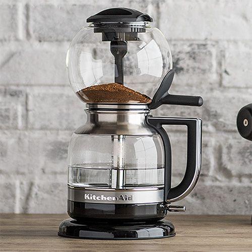 Onyx Black KitchenAid Siphon Coffee Brewer