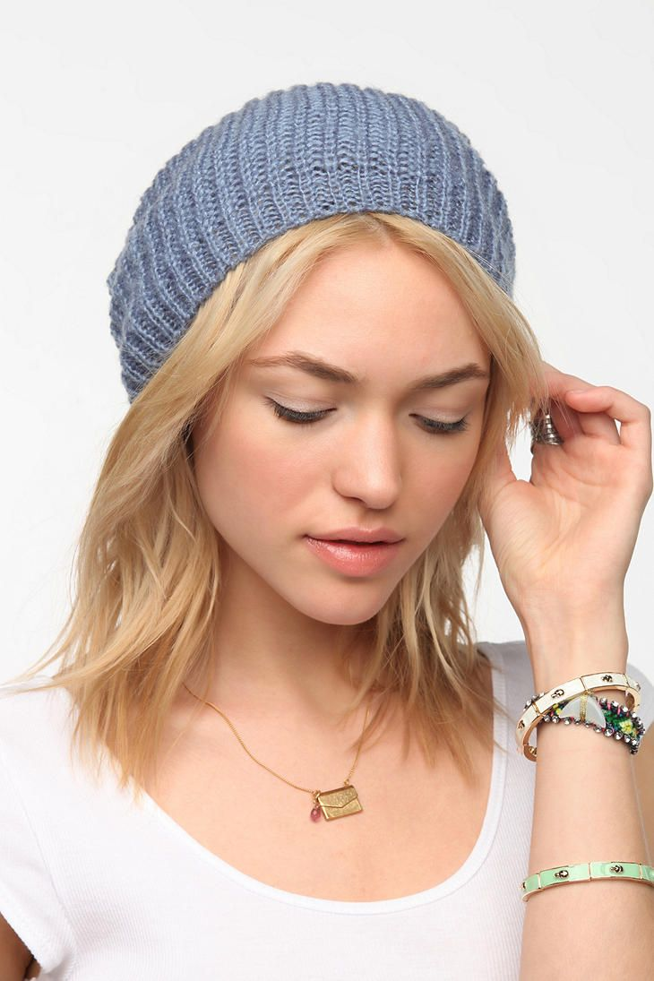 fbb5fe4661a BDG Slouchy Beanie  UrbanOutfitters