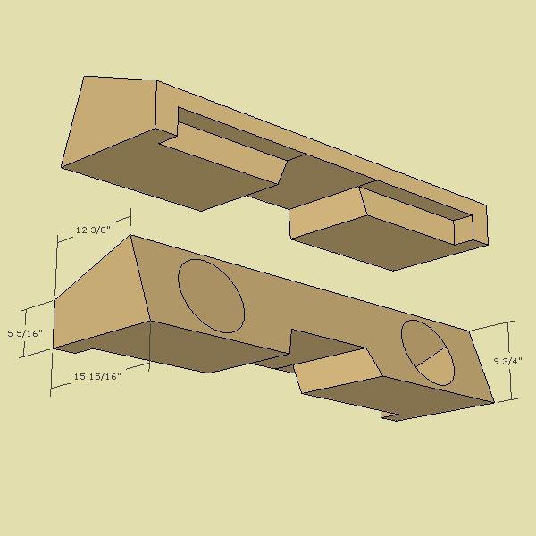 Image Result For Subwoofer Box Design For 12 Inch Subwoofer Box Subwoofer Box Design Speaker Box Design