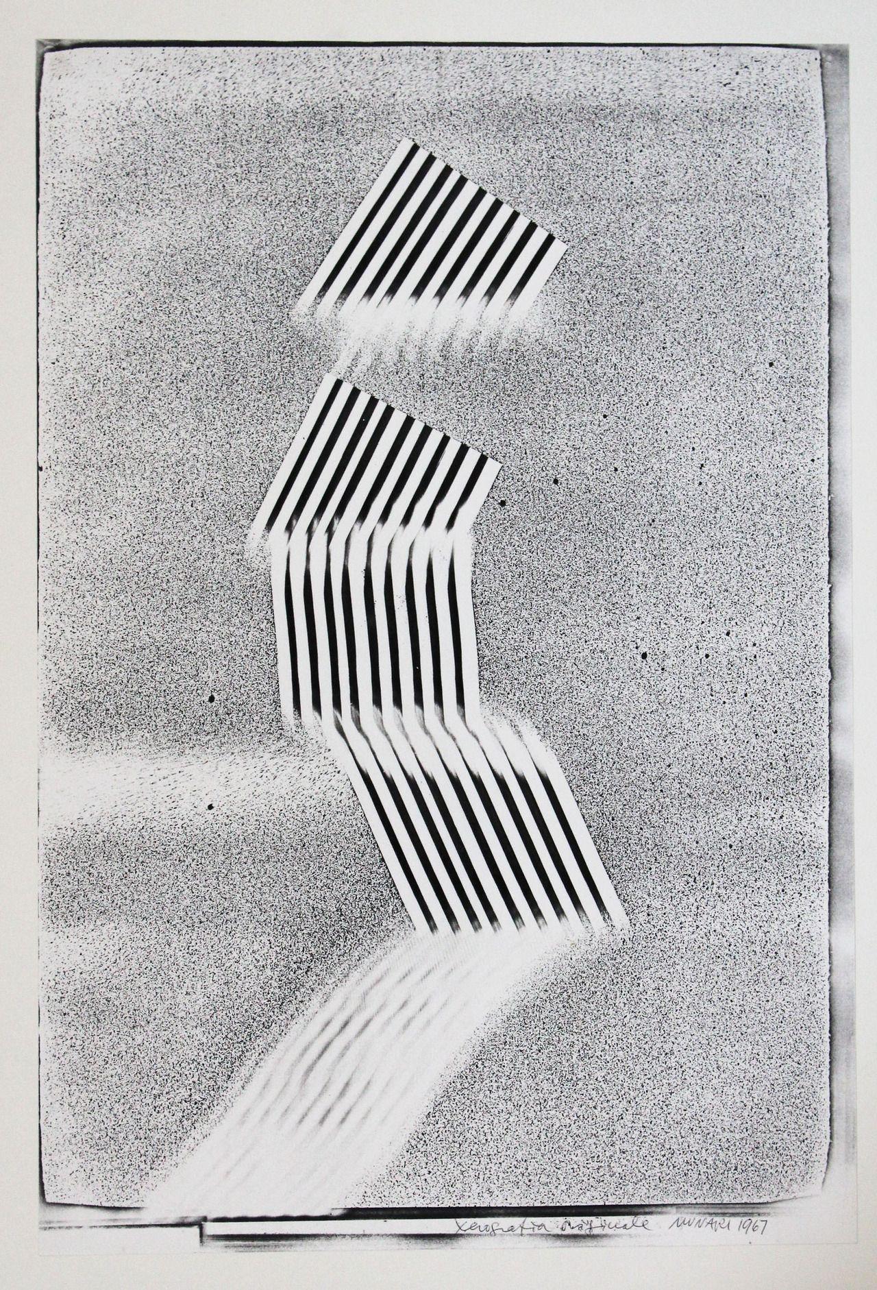 Arte Vs Design Bruno Munari