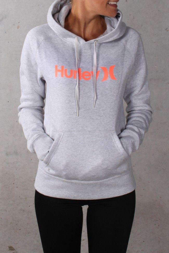 Hurley W One/&Only Fleece Pullover Sudaderas Mujer