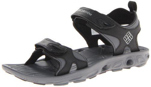 Techsun Vent Sandal, Black/Columbia