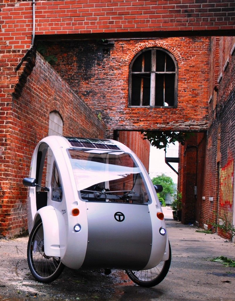 The Elf, by Organic Transit this is my next car! City