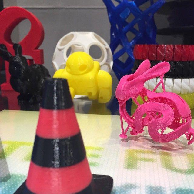 バニー。3Dプリンタ。