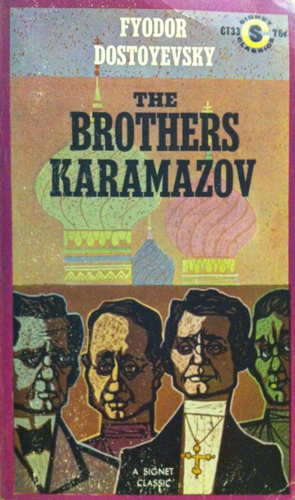 author of the brothers karamazov