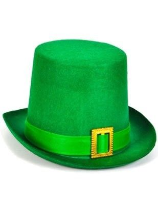 NEW GLITTERED DERBY Bowler hatKELLY GREEN ST PATRICKS DAY DANCE THEATRICAL SHOWY