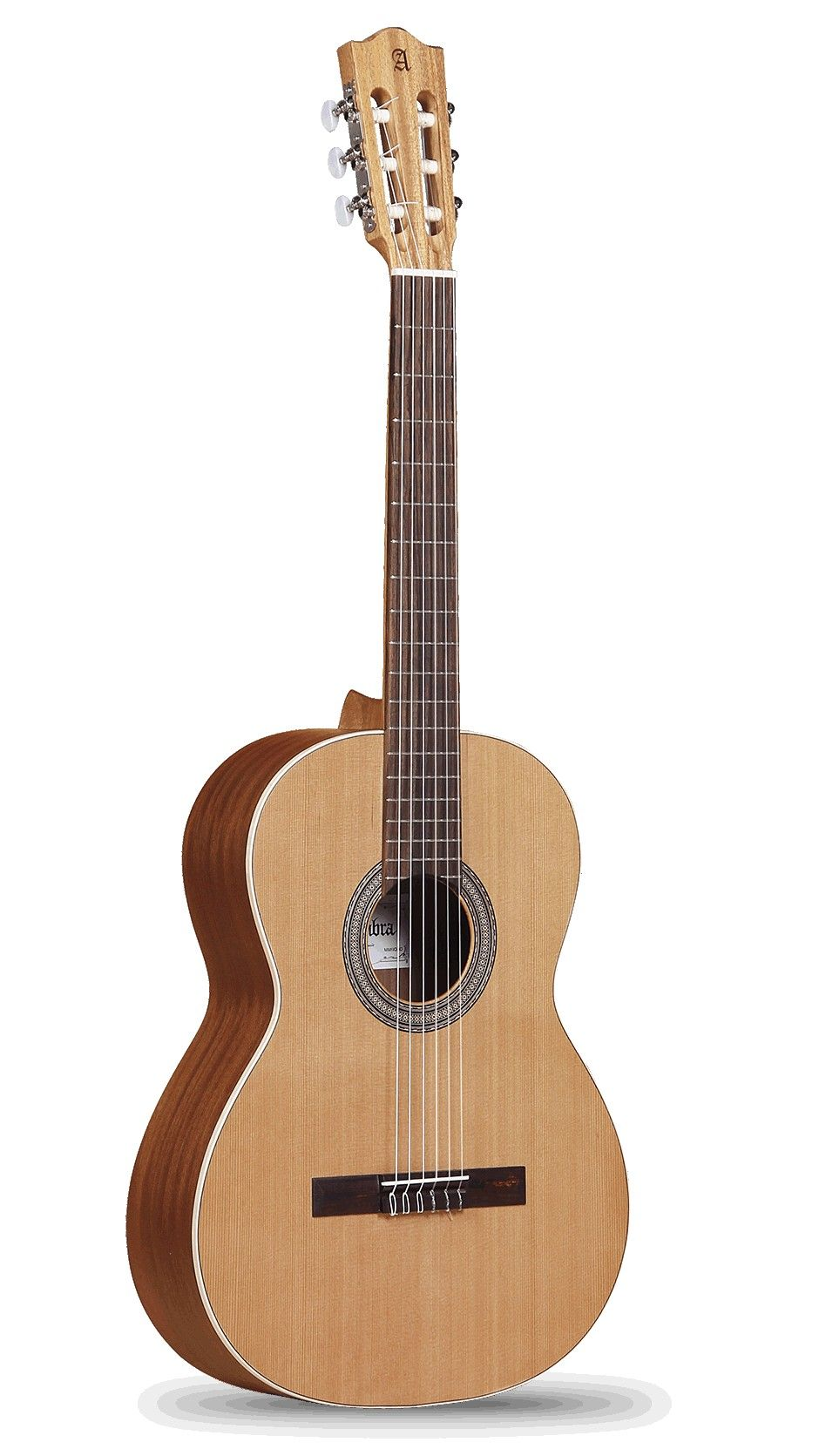 Buy Online Alhambra Open Pore Z Nature At Musicanarias Classical Acoustic Guitar Classic Guitar Guitar Collection