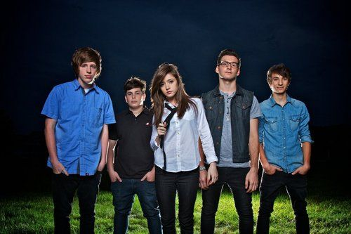 Great Up And Coming Band Against The Current Mariah Carey Chrissy Costanza Rock Music News