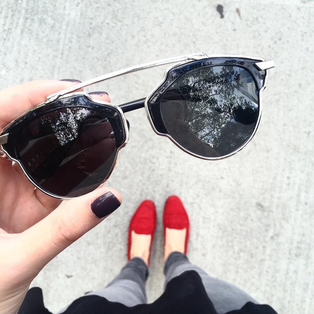Fashion cateye polarized sunglasses sunglasses fashion