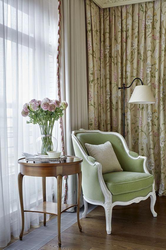 Photo of tende lussuose e chic come queste aggiungono all'arredamento del soggiorno e rendono …