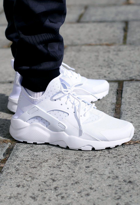 4c061fe2e056 Sneakers  Nike Air Huarache ( White White Pure Platinum). September 20