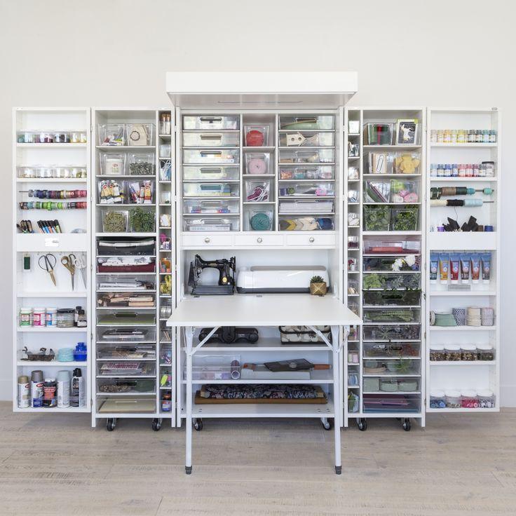Diy Garage Storage Favorite Plans: Diy Garage Storage, Craft Room Design, Storage