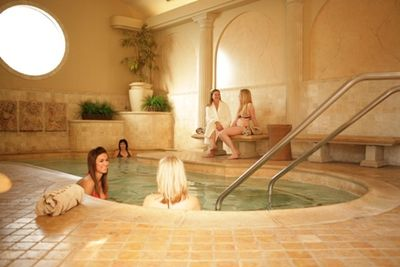 Glen Ivy Spa Is A Desert Oasis A Stone S Throw From La Roman