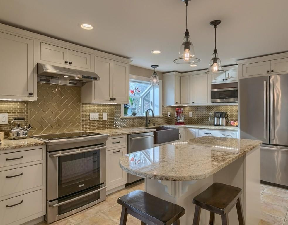 4 Thoreau Rd Acton Ma 01720 4 Beds 2 5 Baths Kitchen Acton Redfin