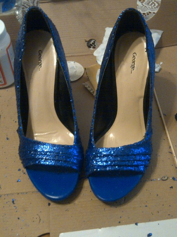 Got my bms shoes! - Weddingbee