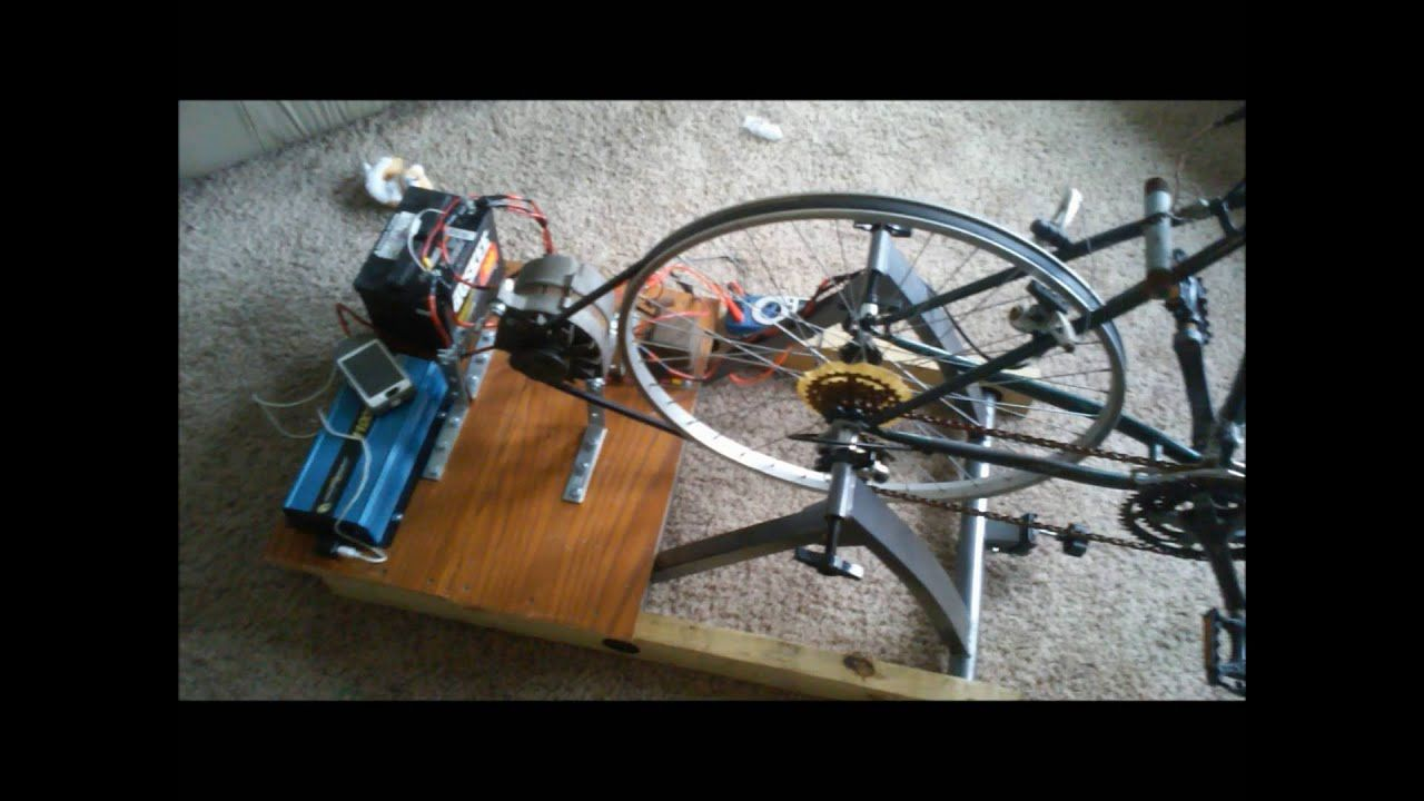 Bicycle Generator Best Design Stay In Shape Power Electronics